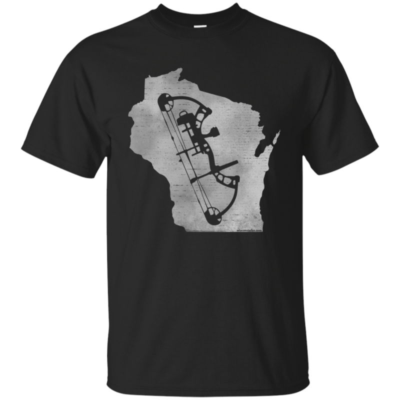 Wisconsin Bowhunter Mens T-Shirt