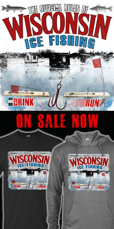 ice fishing guides wisconsin