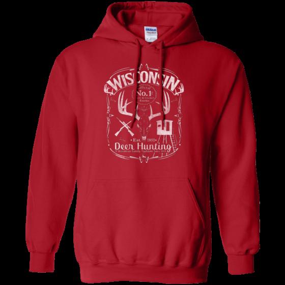 deer hunter hoodie