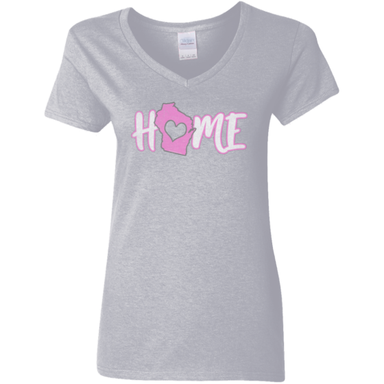 wisconsin home t for ladies