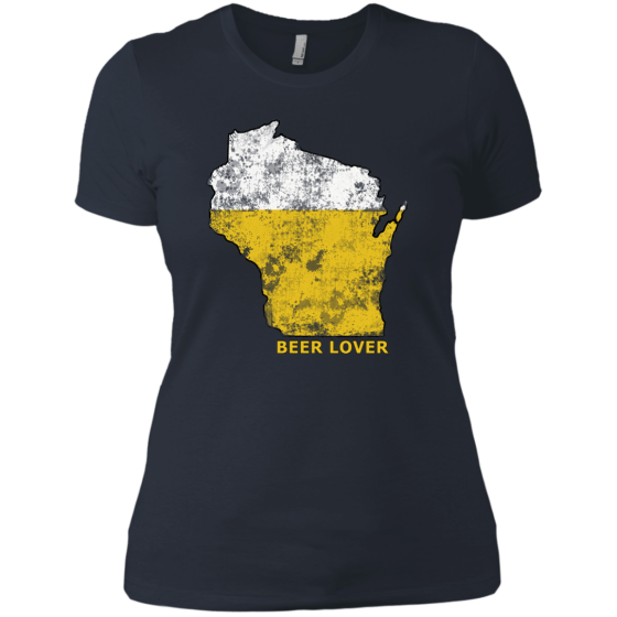 womans beer lover t-shirt