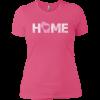 home wisconsin graphic womens t shirt