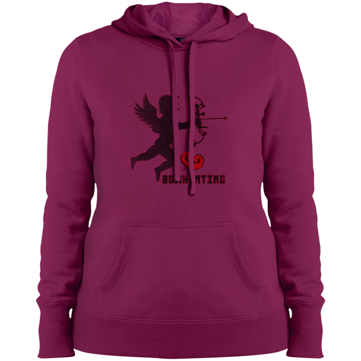wisconson womens bowhunting hoodie