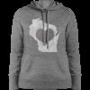 wi home state apparel hoodie