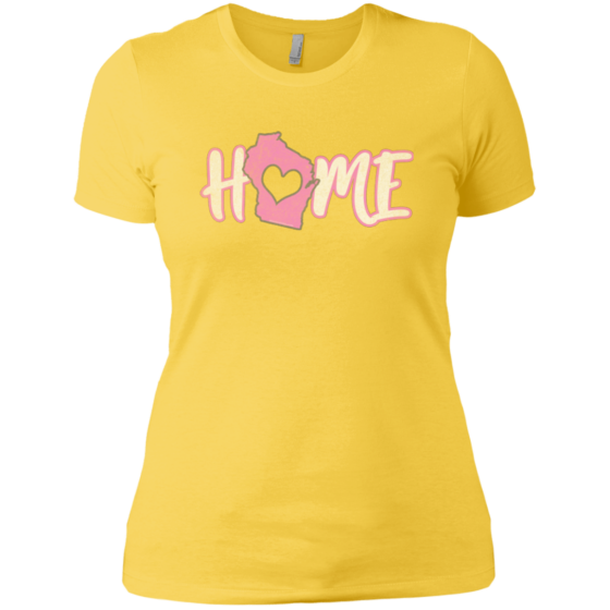 wi home womens t shirt