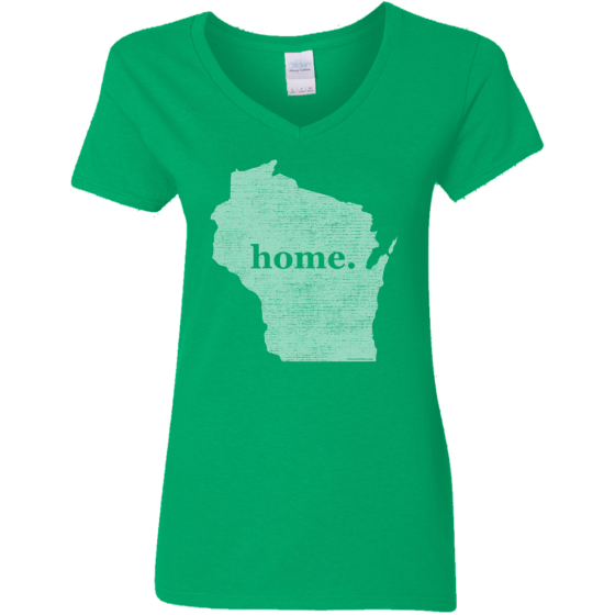 wi home t tshirts for sale
