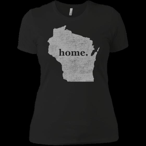 wi home t tshirts