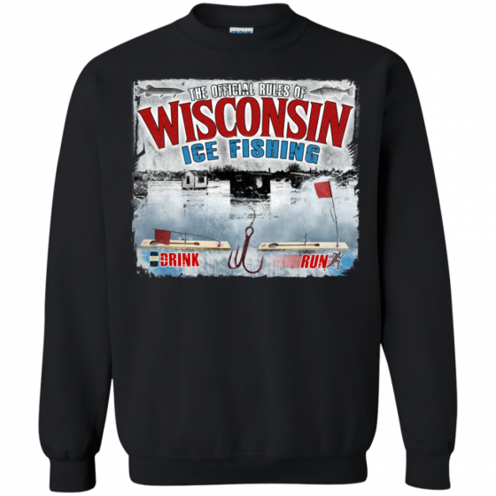 wi rules of ice fishing