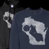 wisconsin harley hoodie