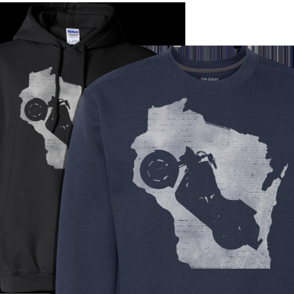 harley-rider-mens-hoodie-sweatshirt