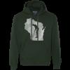 wisconsin golf hoodie