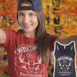 womens bowhunting shirts