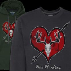 bowhunting hoodie