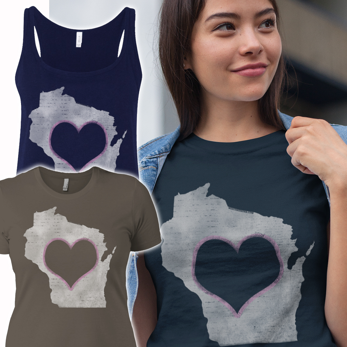 wisconsin-home-state-apparel-womens-tshirts