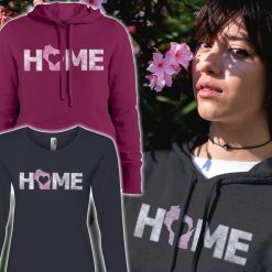 wisconsin home for her hoody