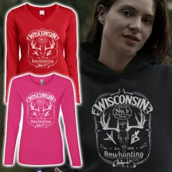ladies-bow-hunter-hoodies
