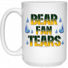 green bay packers coffee mug