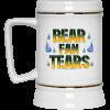 green bay packer beer stein mug