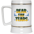 green bay packer beer stein mug