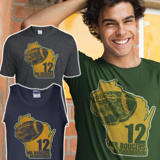 mr rodgers neighborhood mens tee shirt