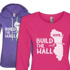home wi state apparel hoodie