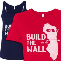 wisconsin home apparel ladies t-shirts