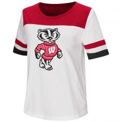 Womens Badgers Shirts/Jerseys