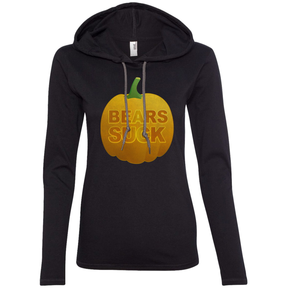 womens bears suck hoodie