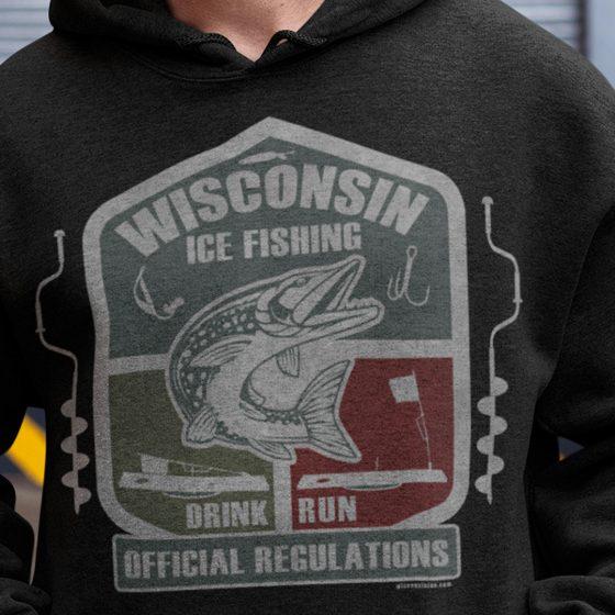 wisconsin ice fishing regulations